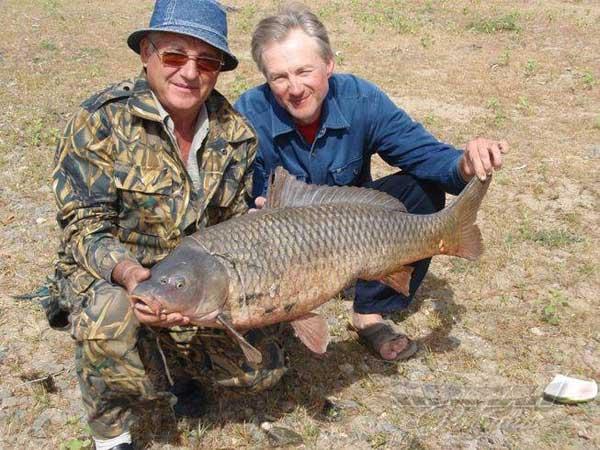 пермские рыболовные места