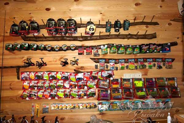 магазин рыболовных снастей в екатеринбурге