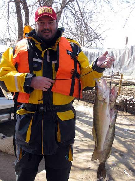 где ловить рыбу в джанкое