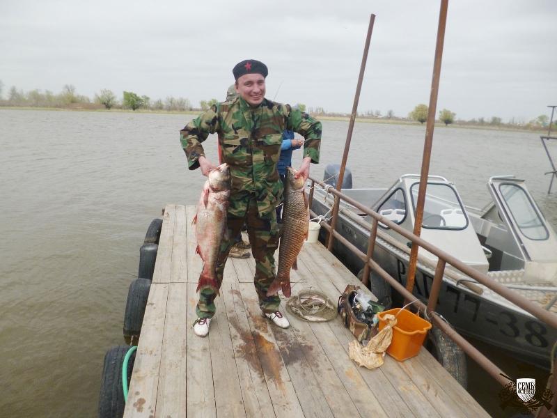 рыбалка семь астрахань