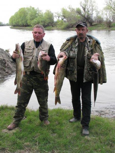 Цены путевок на рыбалку в астрахани