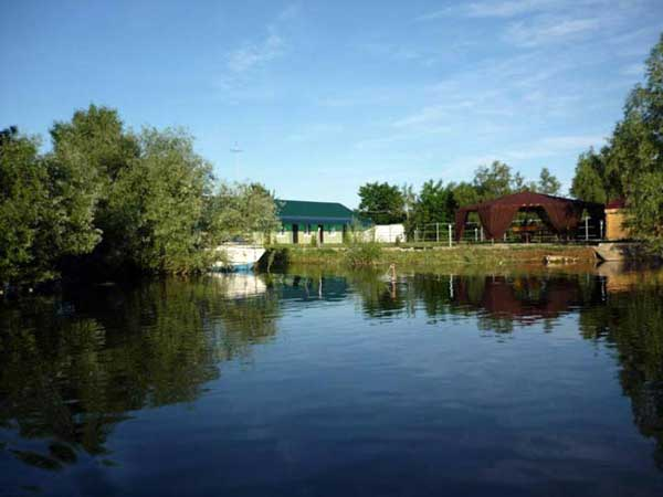 ревин-хутор рыболовная база