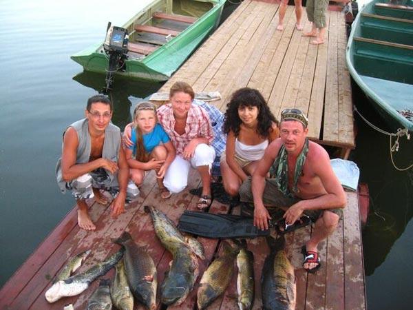 рыбалка в астрахани белый берег