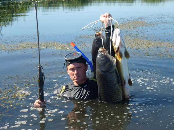 все для подводной рыбалки в екатеринбурге