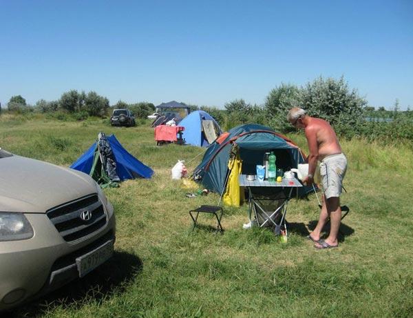 рыбалка на палатках получи нижней волге