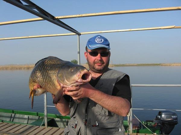 купить рыболовную базу в дельте волги
