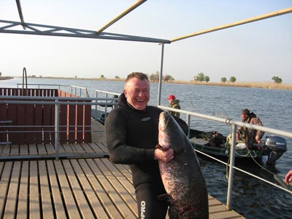 рыболовная база в новости