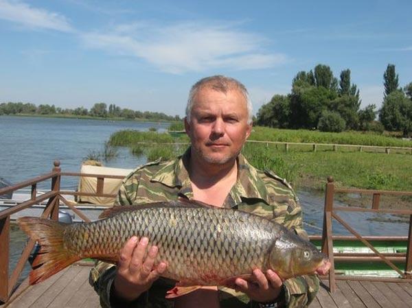 рыбацкий талия рыболовная база