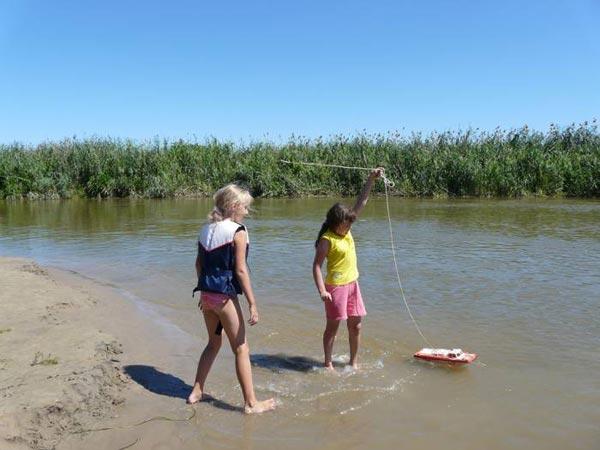 дом отдыха с детьми и рыбалкой