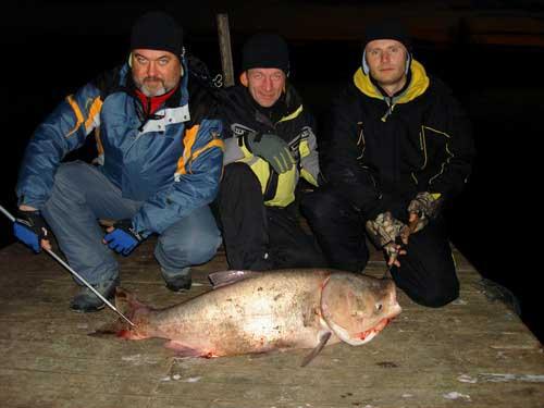 рыболовная база супер