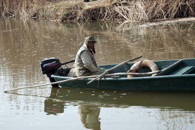 рыболовная база в дельте волги динамо