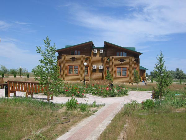 поселок вышка астраханская область базы отдыха