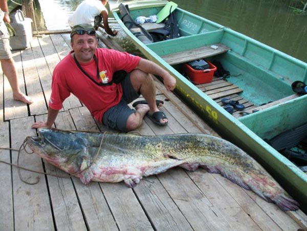 рыбалка на белинске
