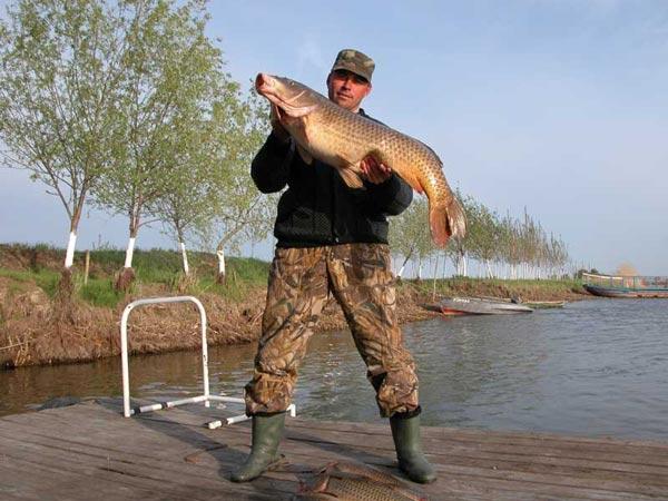 где разрешена рыбалка в мае