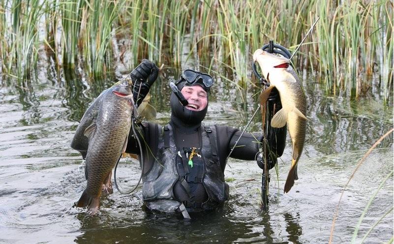 начнется охота на рыбалку