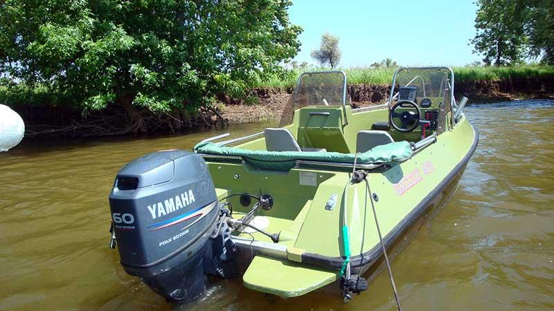 эхолот для лодки без мотора